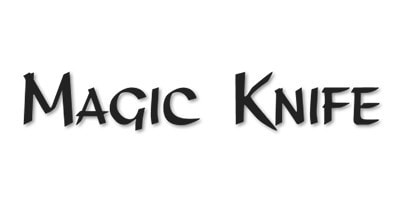 The Magic Knife Company