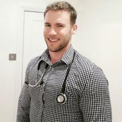 Dr Josh Cullimore 1